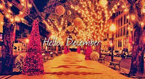 Hello December 2017