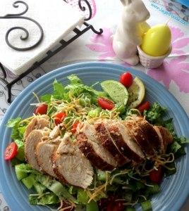 Healthy Lemon Lime Salad Dressing