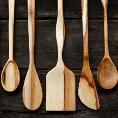 Why Choose A Wooden Utensils In The Kitchen
