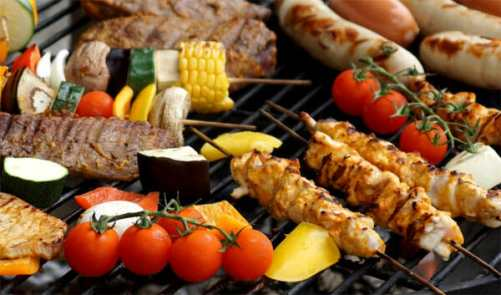 Healthy food choices for summer