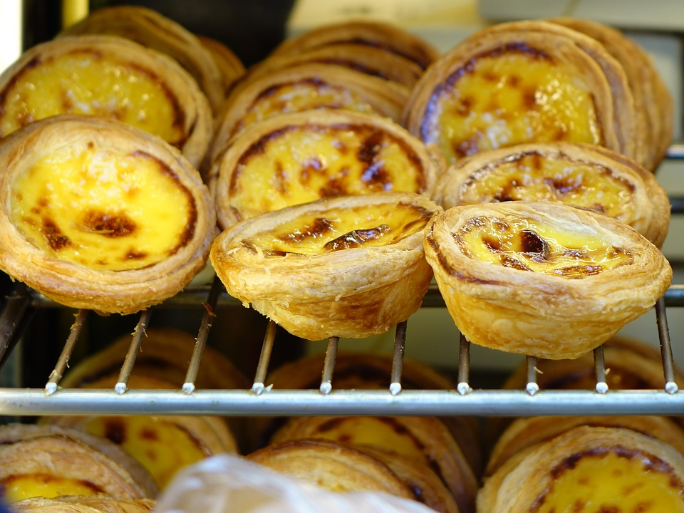 Egg Tarts from Macau