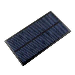Panel Surya Kecil 6V 1W Portable Mini DIY Solar Cell