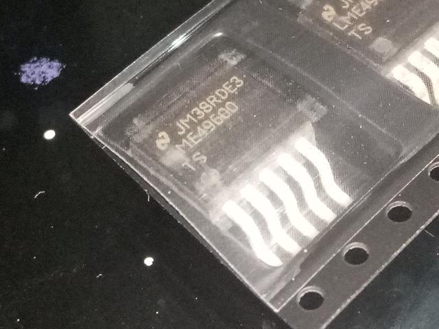 LME49600TS LME49600 IC AMP High Current Audio Buffer