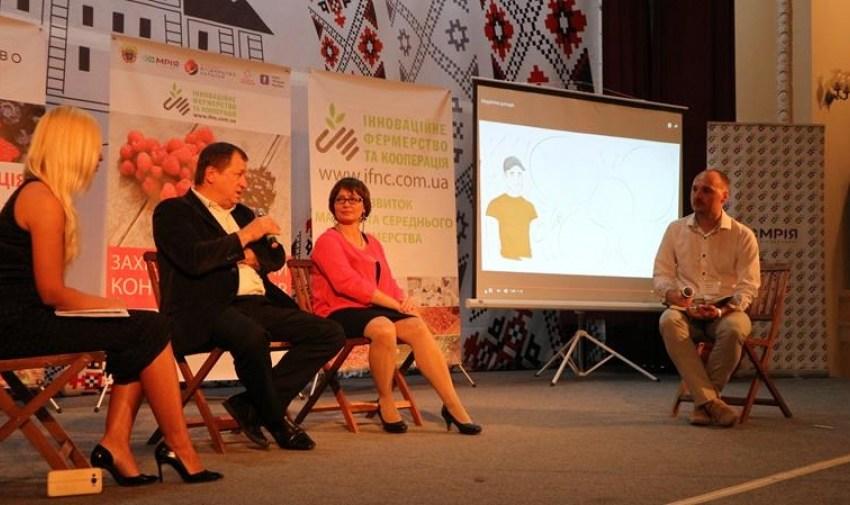 В Тернополе состоялся Западноукраинский конгресс ягодников – фотоотчет