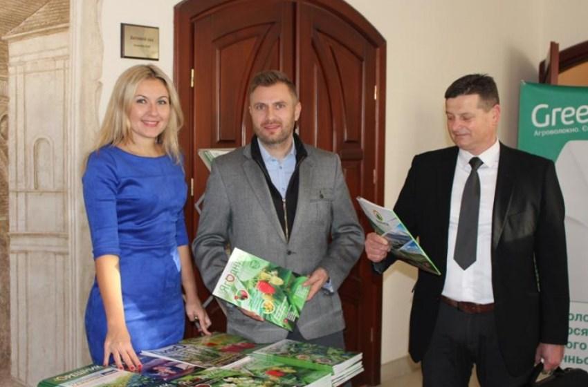 """Полный фотоотчет с Международной конференции """"Технологии и Инновации: ягодоводство и переработка"""", что состоялась во Львове 14-15 декабря и собрала более 350-ти участников"""