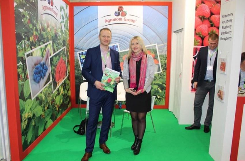 """Журнал """"Ягодник"""" и """"Садоводство и виноградарство"""" были представлены участникам Германской международной ярмарки торговли FRUIT LOGISTICA"""