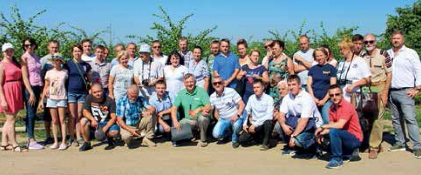 Запрошуємо до участі у IV Міжнародній конференції для галузей садівництва і переробки в Черкасах!