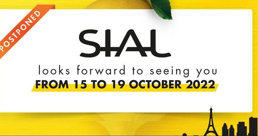 Міжнародну виставку SIAL PARIS перенесено на 2022 рік