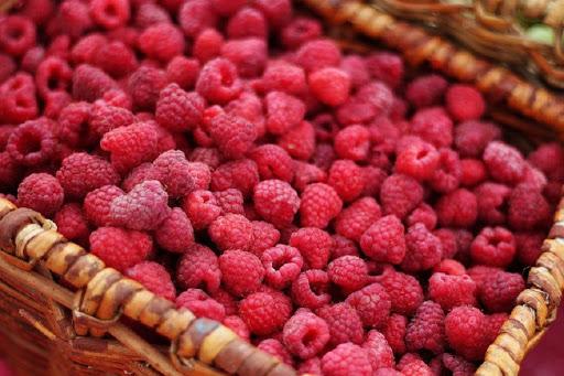 Українське господарство планує експортувати 300 тонн замороженої малини