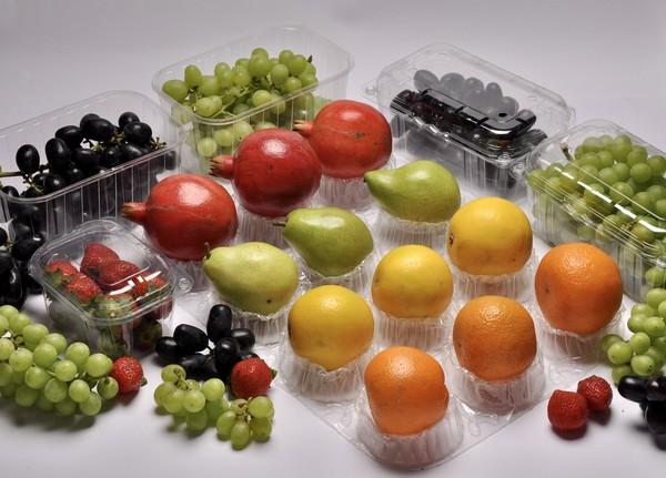 На світовому ринку – різке збільшення попиту на ПЕТ-упаковки для продажу фруктів та овочів