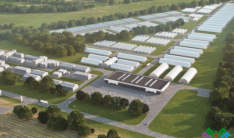 На Хмельниччині з'явиться агропарк з ягідними переробними підприємствами