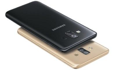 Samsung J7 Duo Resmi Dirilis Dalam Pilihan Warna Gold dan Black