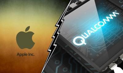 Perseteruan Apple dan Qualcomm, Apple Berencana Membuat Modem Sendiri