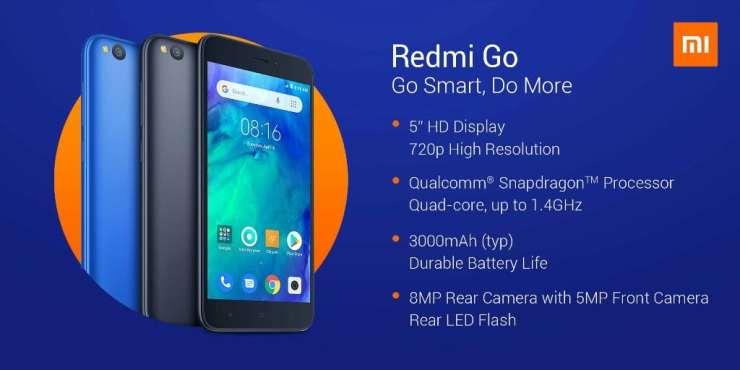 4 Kelebihan yang Dimiliki Oleh Xiaomi Redmi Go