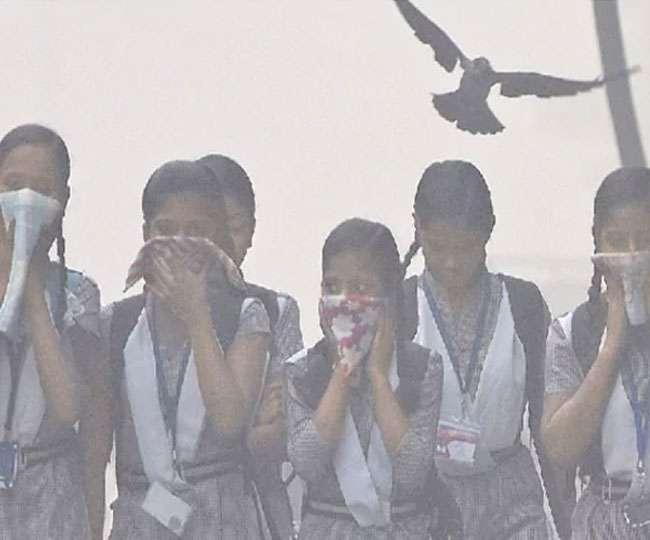 स्मॉगः अब शनिवार तक बंद रहेंगे दिल्ली के स्कूल, शिक्षा मंत्री ने किया ट्वीट