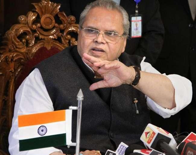 Jammu Kashmir: राज्यपाल सत्यपाल मलिक ने कहा जम्मू कश्मीर में निवेश के लिए पूरे देश से प्रस्ताव आ रहे