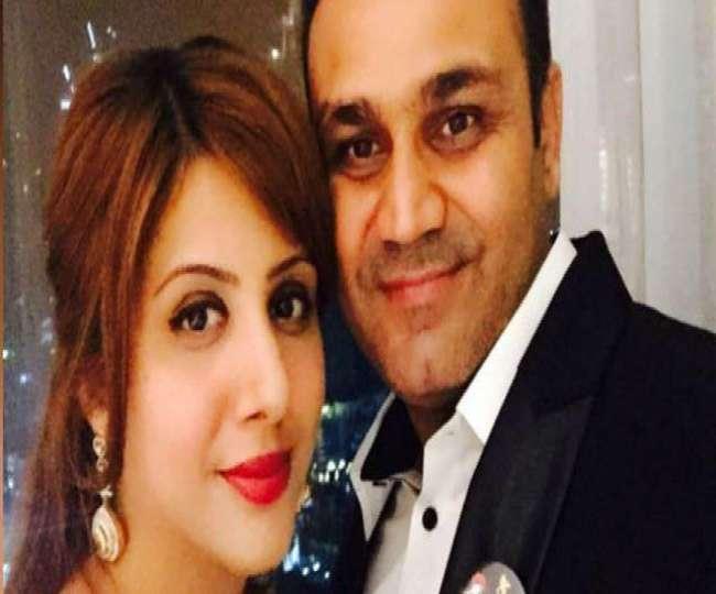 क्रिकेटर वीरेंद्र सहवाग की पत्नी ने अपने बिजनेस पार्टनर पर लगाया धोखाधड़ी का आरोप