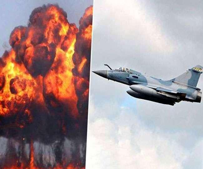 बालाकोट एयरस्ट्राइक को अंजाम देने वाले पांच पायलट 'वायु सेना मेडल' से सम्मानित, पहली बार सामने आए नाम