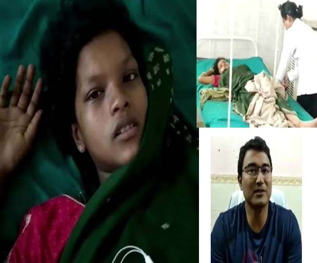 नर्स की लापरवाही ने ली नवजात की जान, दुनिया में आने से पहले ही तोड़ दिया हाथ