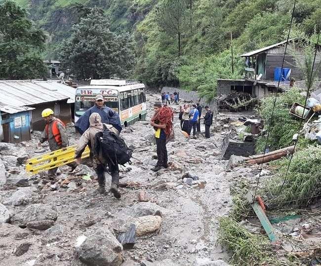 Weather Update: उत्तरकाशी के मोरी तहसील में फटा बादल, 17 लोगों की मौत, दिल्ली में यमुना खतरे के निशान के पार