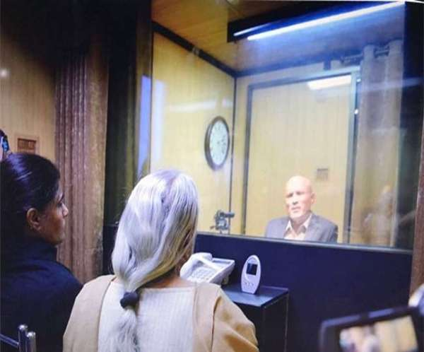 Pak rejects India charges on Jadhav family meet as ...