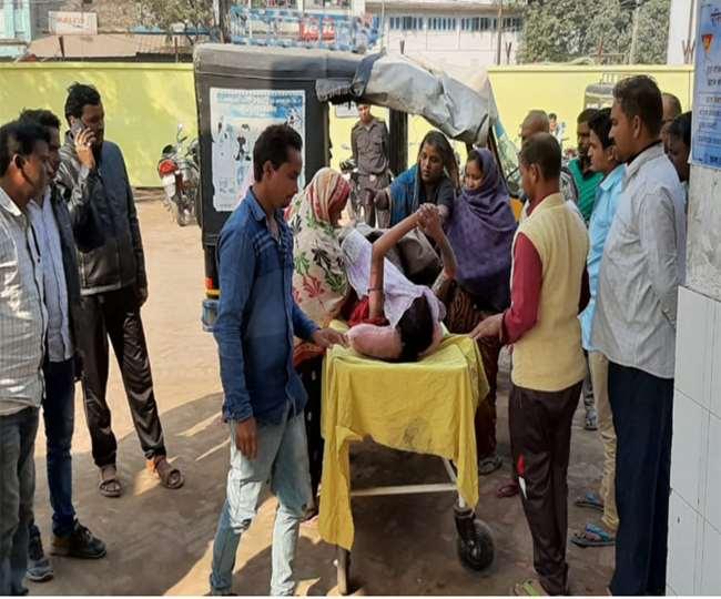 बिहार में फिर से हैवानियत: प्रेमी ने गर्भवती प्रेमिका को जिंदा जलाया, हालत गंभीर