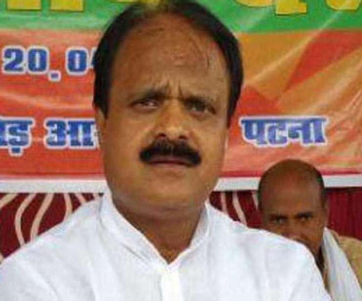 पार्टी विरोधी गतिविधियों के कारण पार्टी से निकाली गए रामेश्वर चौरसिया। जागरण आर्काइव।