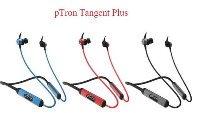pTron Tangent Plus की फोटो कंपनी की वेबसाइट से ली गई है