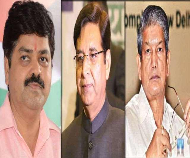 Uttarakhand Politics: गणेश गोदियाल बने उत्तराखंड कांग्रेस के अध्यक्ष, प्रीतम सिंह नेता प्रतिपक्ष।