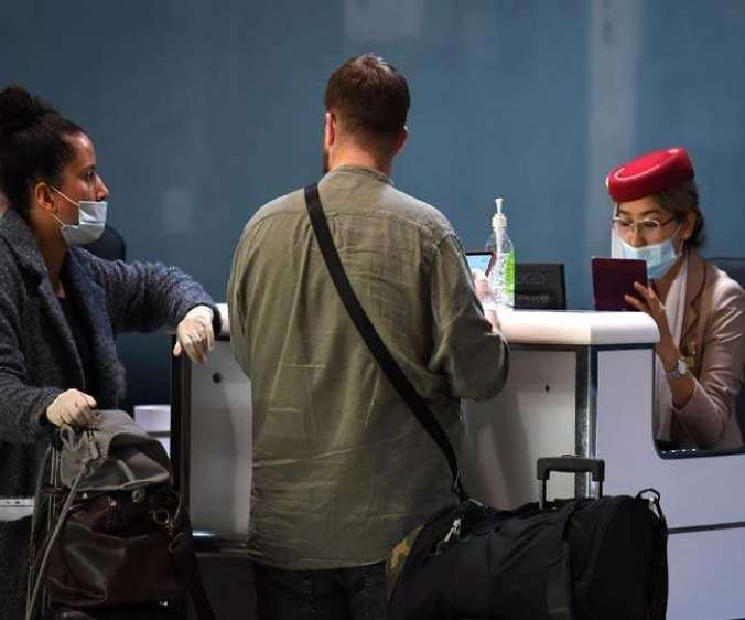 Saudi Arab bans travel to and from India Brazil Argentina due Coronavirus outbreak