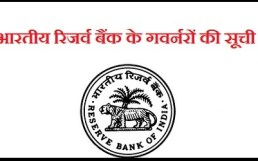 List of governors of RBI