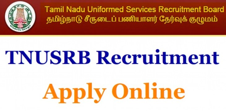 Image result for TNUSRB SI Recruitment 2019