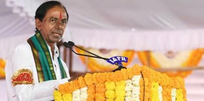Image result for Telangana govt announces unique life insurance scheme for farmers