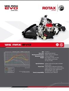 Rotax Max Senior data Sheet - current
