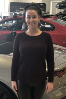 Jessica Chisholm - Pre-Owned Receptionist