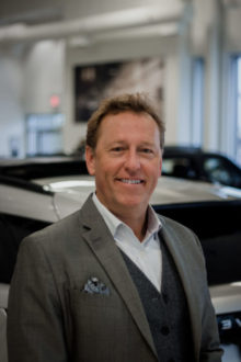 Steve Kindred - General Sales Manager