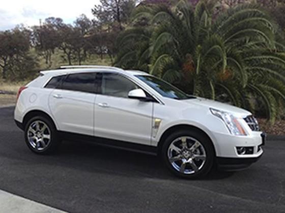 2010 Cadillac SRX Performance 31000 Miles 100K