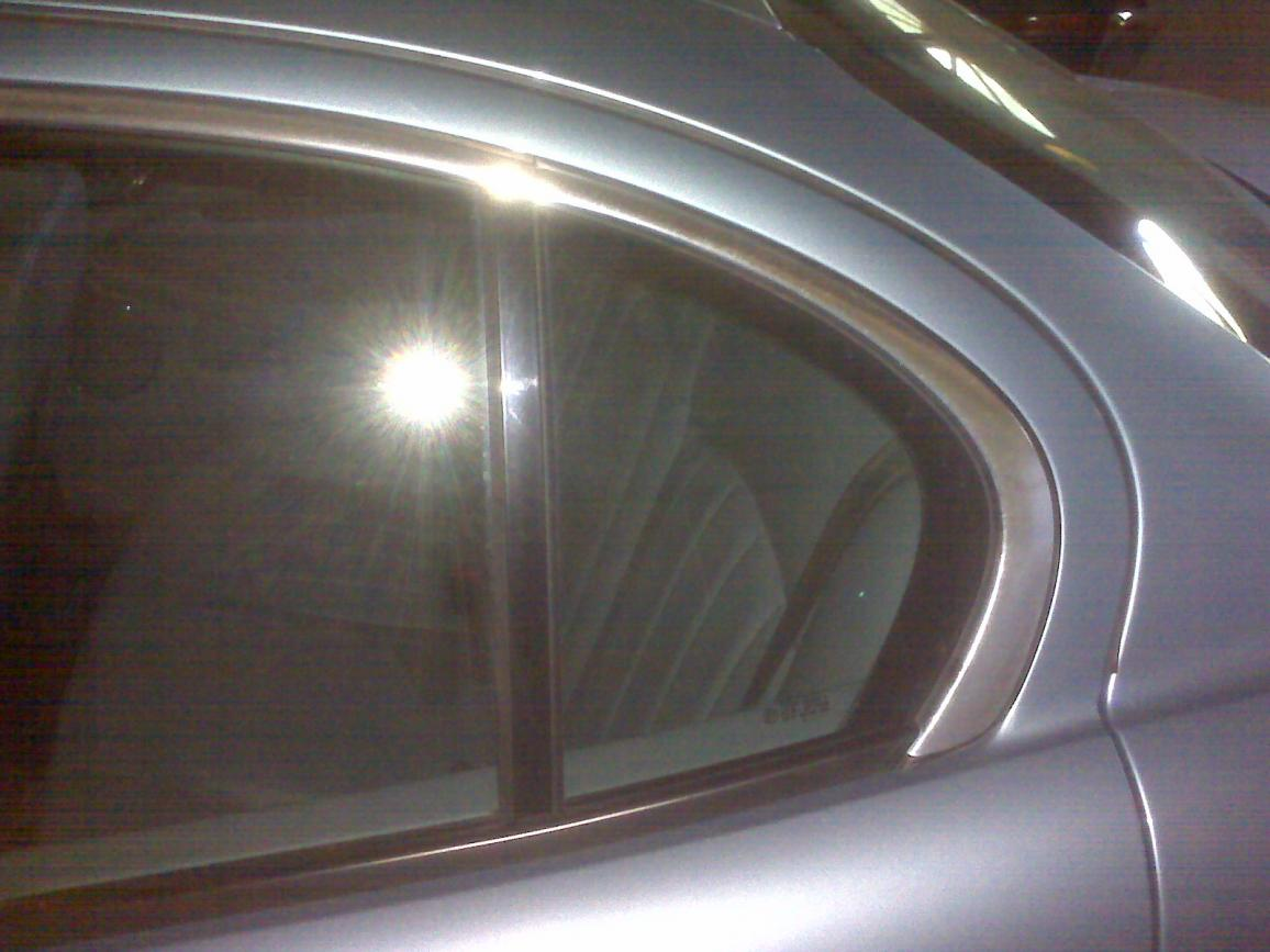 Chrome Window Trim Jaguar Forums Jaguar Enthusiasts Forum