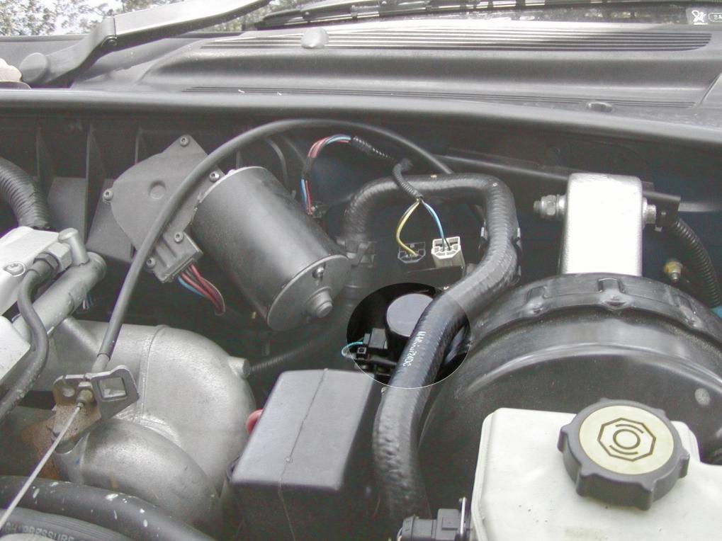 2005 Forum Rendezvous Buick