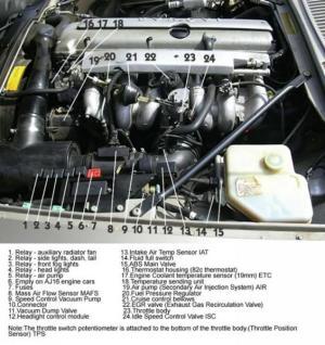 1994 Jaguar XJS 40 V6 Goop on spark plugs  Jaguar Forums