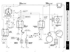 Simplified Starter Circuit?  Jaguar Forums  Jaguar