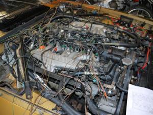 V12 fuel injection wire harness  Jaguar Forums  Jaguar