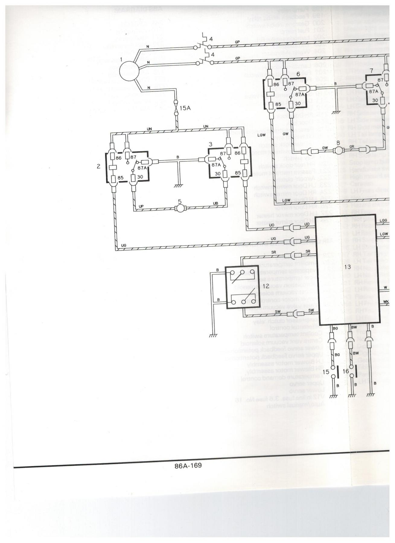 Jaguar Xjs Fuse Box Diagram