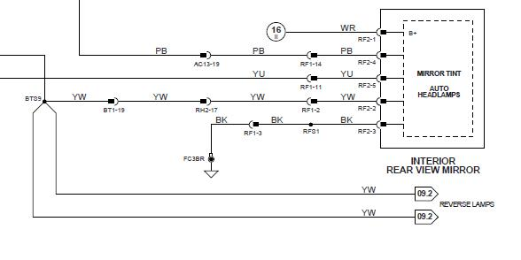 wiring diagram auto dimming rear view mirror ford f150 wiringwiring diagram auto dimming rear view mirror ford f150 blog wiring homelink wiring diagram ford f150