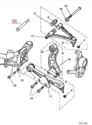 Xk8 Front Suspension exentric Bolt upgrade?  Jaguar Forums  Jaguar Enthusiasts Forum
