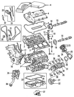 2 0l Ford Duratec Engine  Best Place to Find Wiring and