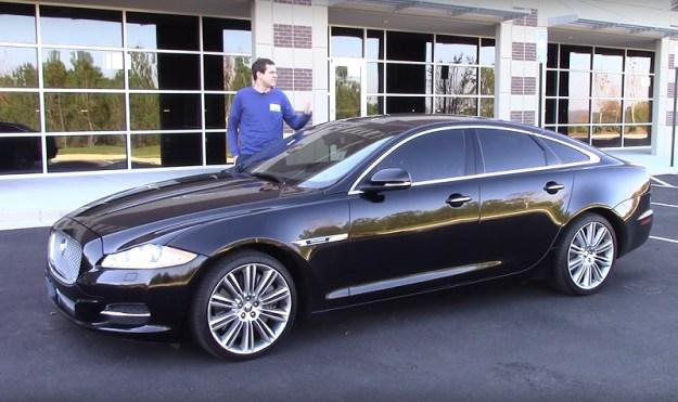 Jaguar XJ Supercharged