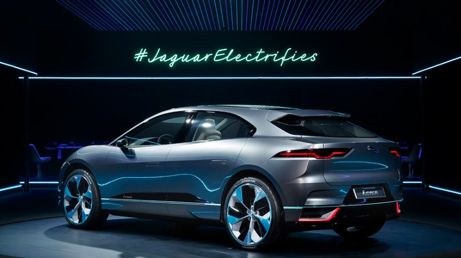jaguarforums.com I-pace electric car