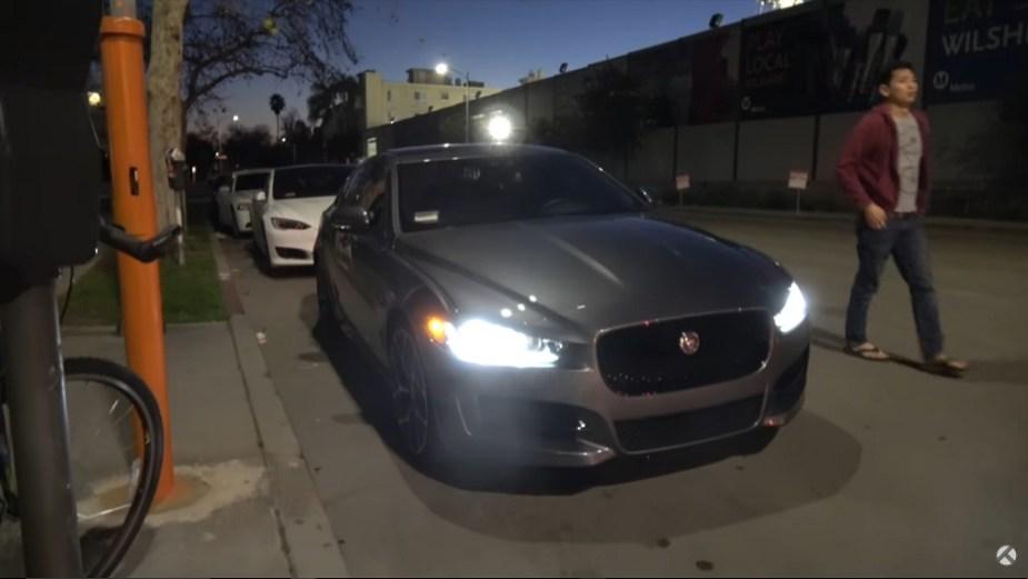 jaguarforums.com Jaguar XE 3.5T R-Sport supercharged review