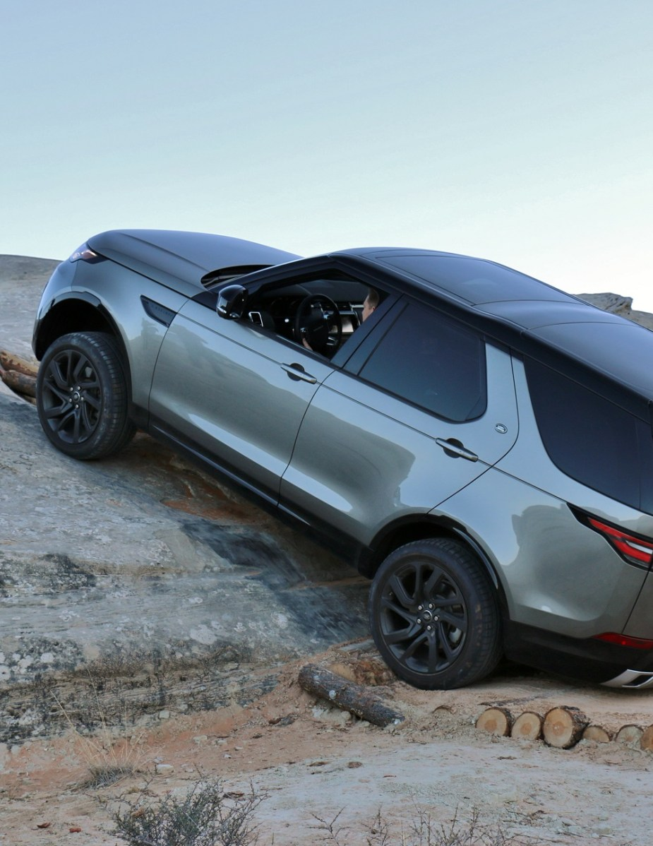 jaguarforums.com review 2017 land rover discovery launch